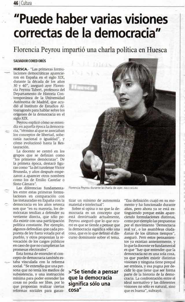 Diario Alto Aragón 13_11_2013